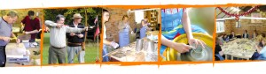 Corporate Events at The Potters Barn